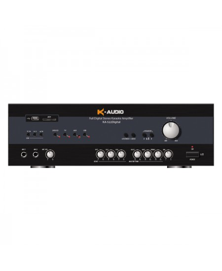 K-Audio KA-522D Amplifier