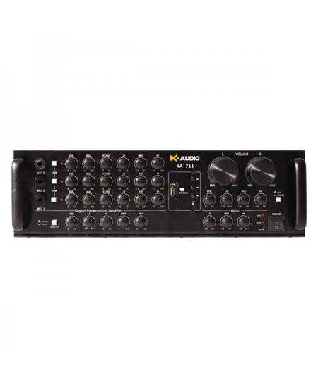 K-Audio KA-711 Amplifier