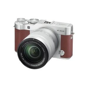 Fujifilm XA3 Brown