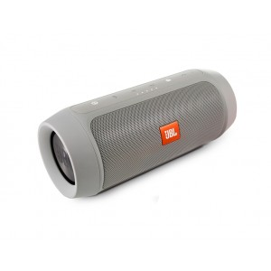 JBL Charge 2+ Portable Speaker (Grey)