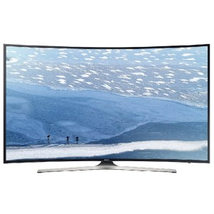 "Samsung 40"" Curved TV 40KU6300"
